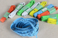 mixed color measuring tape - Tape Measures soft foot M tape measure clothing tailors measuring tape ruler