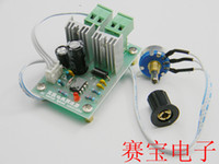 Wholesale 12V V V universal PWM pulse width DC motor speed controller speed control switch C3A3