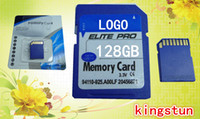 Wholesale Sales of the first The large capacity GB SD SDHC Card Memory Card cameras photo memory cards High speed kingstun