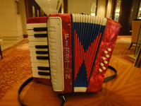 Wholesale Professional child accordion bass key faggot organ standard musical instruments