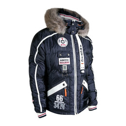 Wholesale Down jacket Jacket down jacket jacke Arctic Earth Bgner DSV Daunenski jacke Man Navy gray Khaki Drop shipping