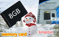 Wholesale FREE DHL GB Micro SD Memory Card CAPACITY MicroSD HC TF Flash Cards w Adapter