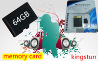 Wholesale TF card GB Class Memory SD Card TF Memory Card with Free Retail Blister Package cell phone sd card mobile phone memory cards