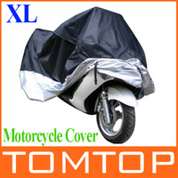 Wholesale Big Size cm Motorcycle Covering Waterproof Dustproof Scooter Cover UV resistant Heavy Racing Bike Cover K981B XL
