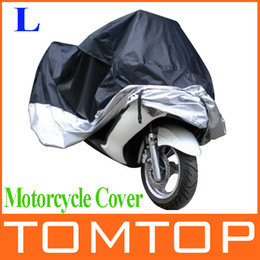 Wholesale Motorcycle Bike Moped Scooter Cover Dustproof Waterproof Rain UV resistant Dust Prevention Covering Size L cm K981B L