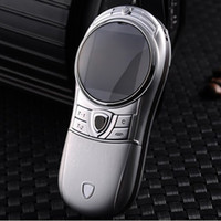 Dual SIM GSM900 with Bluetooth V9 Mini Luxury Gold Camera Slide Keyboard Car Shape Dual Band Unlocked S5 Mobile Cell Phone