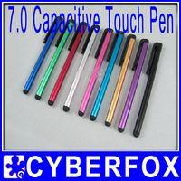 Wholesale Durable Capacitive Stylus Pen Designed for Capacitance Screen Pad Multi color