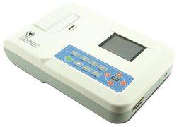 Wholesale NEW ECG G Digital channel lead ECG EKG machine free software Thermal Printer CE