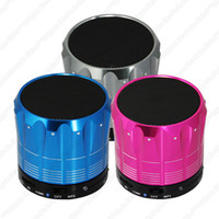 Wholesale A2 S12 Bluetooth Mini Speaker Mic TF slot sound box for PC phones