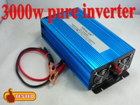 Wholesale Promation only days DOOR TO DOOR DHL FEDEX Factory Sell W Pure Sine Wave Power Inverter DC V or V to AC V or V