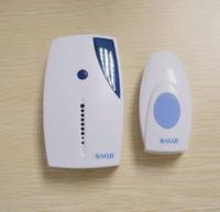 Wholesale Baoji Wireless Doorbell Door Bell Remote Control with Musics Range m J513E DC