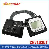 Wholesale 20A V V Solar Charge Controller Regulator CRV20set