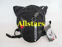 Wholesale Black Drop Leg Motorcycle Cycling Fanny Pack Waist Belt Bag SH DA