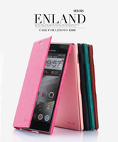 For Samsung Leather Yes Multi color Original KALAIDENG England Series Wallet Leather Case For Lenovo s880 for Lenovo k900 In retail packing 20pcs lot