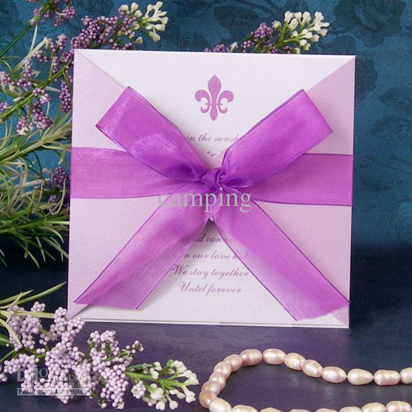 european high end invitations creative wedding invitations personalized wedding invitations purple z07 high end invitations purple wedding invitation - Wedding Invitations Purple
