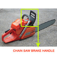 Electricity husqvarna chainsaw - Brake Handle of Chain Saw Husqvarna Chainsaw Spare Brake Lever High Quality Hard Plastic Accessories Universal for Some Chainsaws