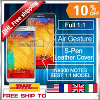 Wholesale N9000 phone quad core note android MTK6589 GB GB promotions inch touch screen unlocked cell phone MTK6582 G smart phones