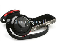 Wholesale BH503 Bluetooth Stereo headset BH BH with Retail Package for Nokia Phone