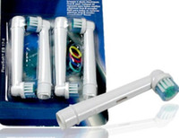 goodbiz shop FlexiSoft electric toothbrush heads EB17- 4 with...