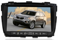 Wholesale Automotive GPS for Kia Sorento with car DVD player auto whlesaler OEM radio multimedia auto accessories OCB