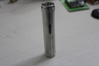 Electronic Cigarette Set Series stailess steel Chi You Style Mod   E-Cigarette Battery Compartmentchromed brass   510 eGo threading