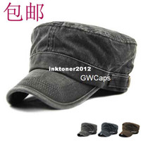 Wholesale amp retail cheap J025 Goorin Most HIGH LEVEL in all no wrinked korean worn style Military Hats flat caps