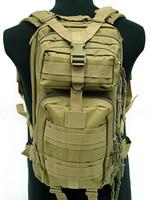 acu assault pack - Level Molle Assault Backpack Day Packs Shoulder Bags Digital ACU Camo Desert Camo CADPAT Woodland Camo Coyote Brown Digital Camo Woodland