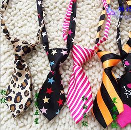 Wholesale pc Factory Sale New Pet Elastic Neckties Tie Bow Pet Tie Dog Pet Clothes Cat Dog Ties BOWS TI P10
