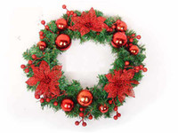 Wholesale Hot SALE Cheap NEW CHRISTMAS GARLAND Tinsel Color bar garlands Christmas decorations