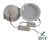 No aluminum outlets - 18W led downlight inch Factoty outlet led Kitchen lighting Cool white Warm white