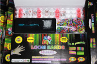 Wholesale Provide Christmas toys Rainbow loom educational toys Adequate supply