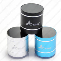 2.1 adin speaker - A2 Adin B1BT Rechargeable Bluetooth V2 W Vibration Speaker for Ipad iphone PC