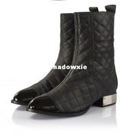 Wholesale 2013 brand design genuine leather motorcycle boots for women martin boots and woman winter shoes