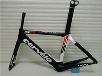 Road Bikes Below 150cm Carbon Fibre 2013 Cervelo S5 VWD Frameset included BBright Frame Fork Seatpost Clamp Headset