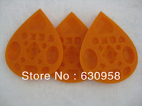 FDA Stocked  110 pcs lot 100% silicone rubber diamond silicone mould silcone fondant mould silicone cake decorating mould silicone cake decorative tools