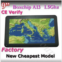 Wholesale Cheap Inch Allwinner A13 supper slim dual cameras andorid x Capacitive tablet pc with