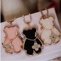 Pendant Necklaces Mexican Women's Free ShippingBright sky long paragraph sweater chain necklace sweater Winnie Korea imported diamond long chain necklace female CloverHot