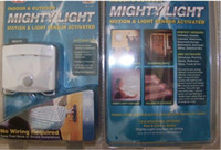 Wholesale hot selling Mighty Light Indoor Outdoor Motion and Light Sensor Activated Light led