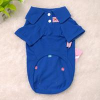 Wholesale Birds Breathable Mesh Vest New Arrival Pet Supplies Dog T shirt with Simple Design Dog Clothes CA107