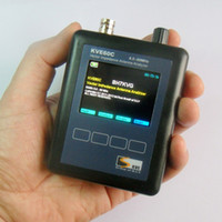 Wholesale KVE C vector Impedance Antenna analyzer KVE B Optimized version Amateur radio HAM