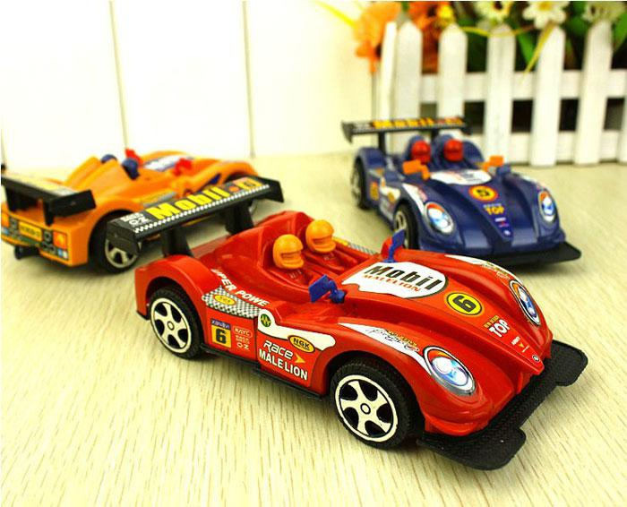 Cool Sports Toys : Cool sports car model racing pull string toys small