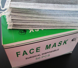Wholesale Disposable Protective Dust Protective Mask Active Carbon Masks box