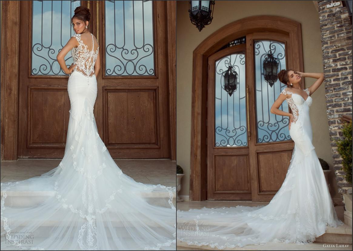 Designer Wedding Dresses 2014 Sexy