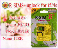 High quality original Green R- SIM8+ R SIM 8 + sim 8+ plus Na...