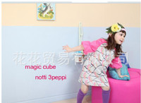 Summer magic cube - magic cube girls dresses baby one piece dresses short sleeve summer fashionable dresses