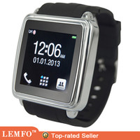 Wholesale Smartwatch Smart Bluetooth Watch Sync For Mobile Phone Smartphone Anti lost