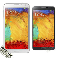 Single SIM GSM850 black Note 3 N9000 Quad Band 4.75 inch Screen Dual Camera 2G GSM Unlocked Mobile Cell Phone