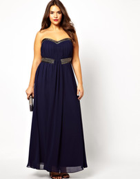 Wholesale Adorable Elegant Plus Size Beading Pleats Straps Sweetheart A Line Angle Length Party Prom Dresses Evening Gown