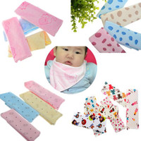Wholesale 4X Baby Toddler Kid Bandana Bibs Saliva Towel Solf Triangle Waterproof For Girls CC20014 CC20015