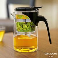 Wholesale SAMA SAG High Grade Gongfu Glass Teapot Mug ml